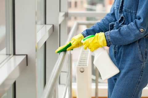 How Commercial Outlets Select Providers For Building Cleans